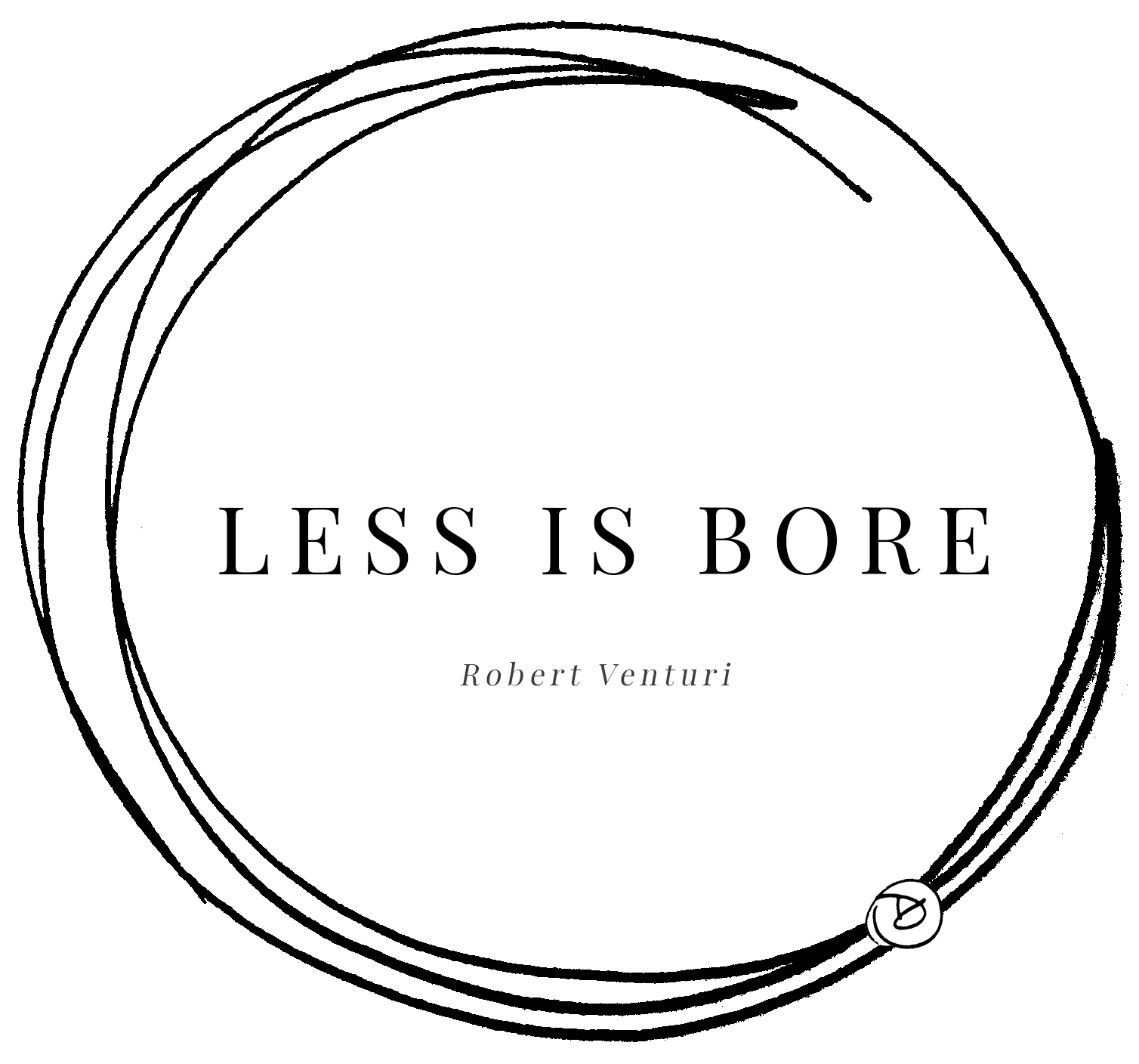 less-is-bore