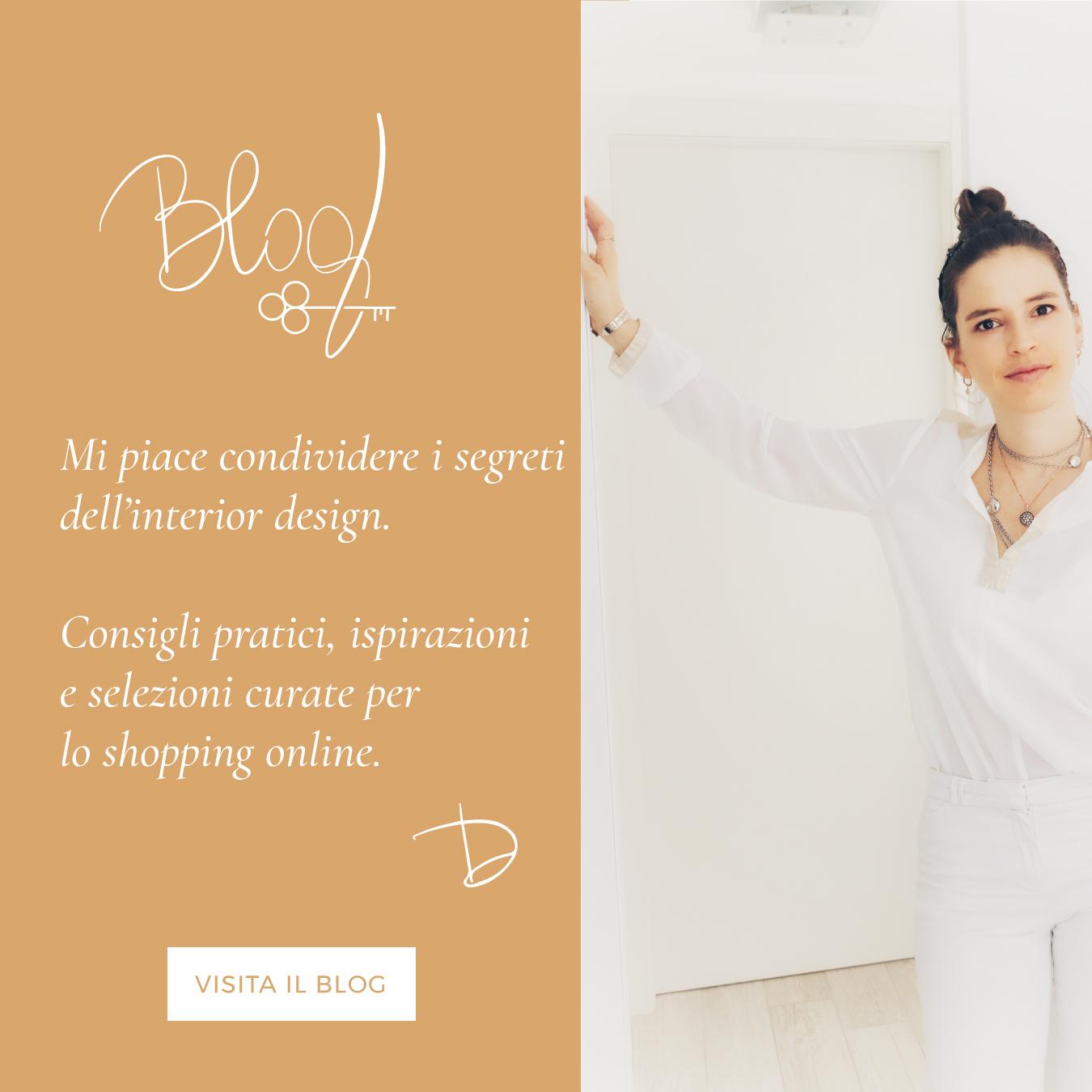 blog di interior design